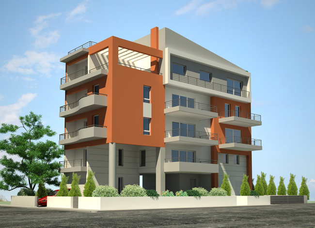 The 20 best 4 storey apartment building design home for 4 apartment building plans