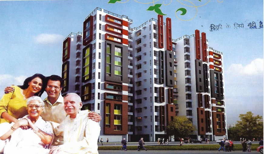96 Flats By Lucknow Development Authority Lda New Apartment Ventures India